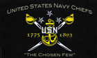 US Navy Chiefs Flag