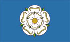 Yorkshire Funeral Flag