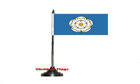 Yorkshire Table Flag