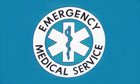 Emergency Medical Service Flag LAST FEW LEFT