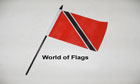 Trinidad and Tobago Hand Flag