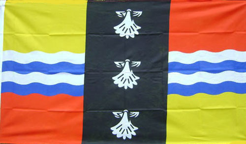 Bedfordshire Flag Old Design LAST ONE