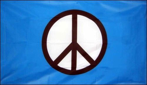 2ft by 3ft CND Flag