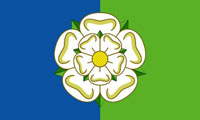 East Riding of Yorkshire Flag