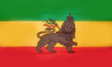 Ethiopia Lion of Judah Flag