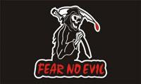 Fear No Evil Flag Only A Few Left