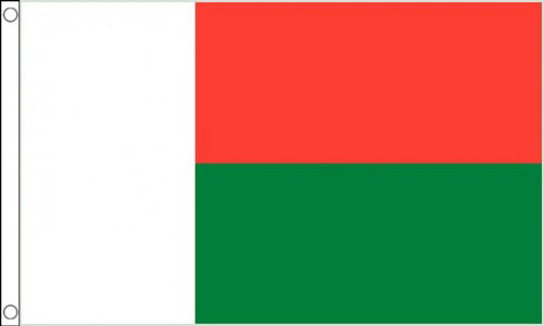 2ft by 3ft Madagascar Flag