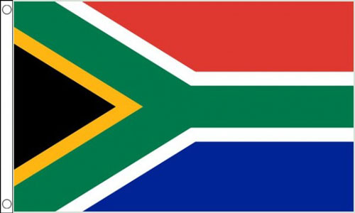South Africa Nylon Flag Only A Few Left