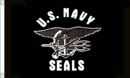 US Navy Seals Flag Only A Few Left