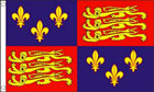 Royal Banner Flag 1405 to 1603 16th Century Flag
