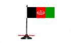 Afghanistan Table Flag
