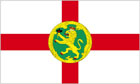 2ft by 3ft Alderney Flag