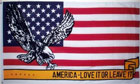 America Love It Or Leave It Flag Only A Few Left