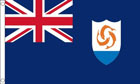 2ft by 3ft Anguilla Flag