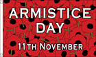 Armistice Day Flag LAST ONE