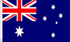 2ft by 3ft Australia Flag