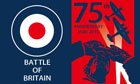 Battle of Britain Flag 75th Anniversary LAST ONE
