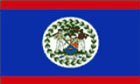 2ft by 3ft Belize Flag