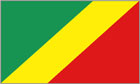 2ft by 3ft Congo Flag