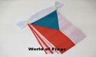 Czech Republic Bunting 9m