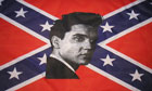 Confederate Elvis Flag