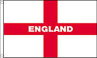 England St George Cross Supporters Flag