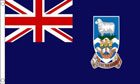 2ft by 3ft Falkland Islands Flag