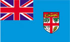 2ft by 3ft Fiji Flag