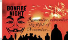 Guy Fawkes Flag