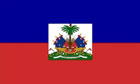 2ft by 3ft Haiti Flag