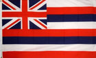2ft by 3ft Hawaii Flag