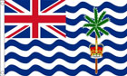 2ft by 3ft Indian Ocean Territory Flag
