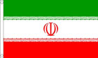 2ft by 3ft Iran Flag