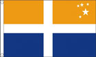Isles of Scilly Flag Scillonian Cross Flag