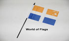 Isle of Scilly Hand Flag