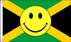 Jamaica Smiley Face Flag Only A Few Left