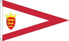 Jersey Pennant Flag