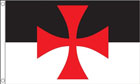 2ft by 3ft Knights Templar Crusaders Flag