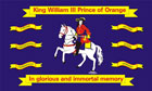 King William of Orange Flag