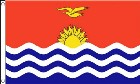 2ft by 3ft Kiribati Flag