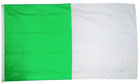 Limerick Flag Lime Green & White Only A Few Left