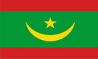 2ft by 3ft Mauritania Flag