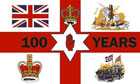 Northern Ireland 100 Years Flag