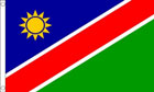 2ft by 3ft Namibia Flag