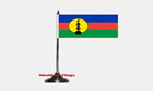 New Caledonia Table Flag