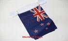 New Zealand Bunting 9m