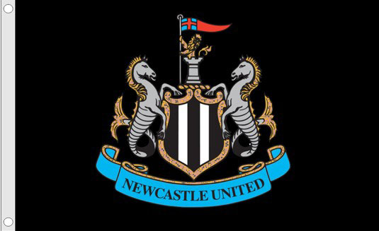 Newcastle United Flag NUFC Flag
