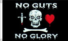 No Guts No Glory Pirate Flag Only A Few Left
