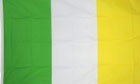 2ft by 3ft Offaly Flag Only A Few Left