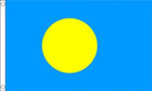 2ft by 3ft Palau Flag